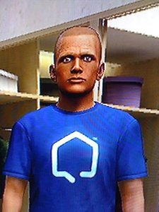 My Default Playstation Home Avatar